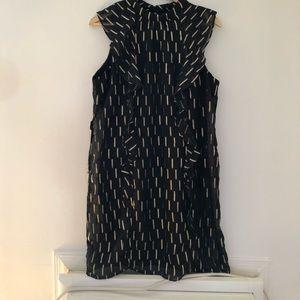 🚨Dress Sale🚨 Black Golden Party Dress